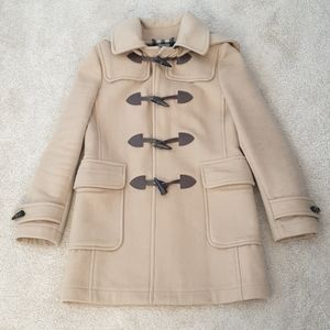 Burberry Brit Toggle Coat